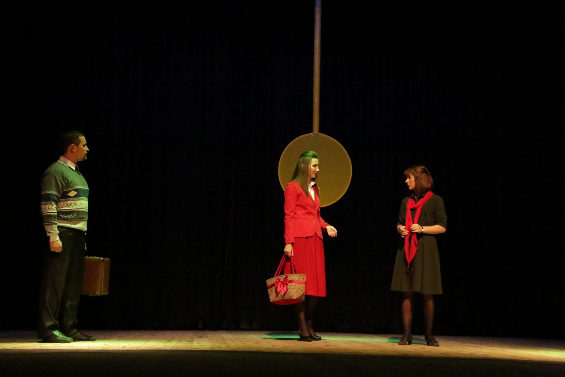 народный театр-студия Новаясцена