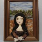 Выставка кукол мастериц-рукодельниц Татьяны Кругликовой и Светланы Головановой