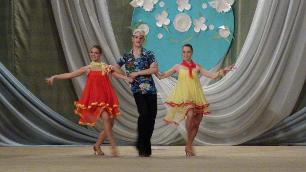 Заключительный концерт областного смотра-конкурса бальной хореографии «Губернский бал»