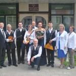 Народный самодеятельный коллектив ансамбль русских народных инструментов «Мозаика»