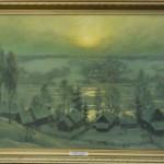 Персональная выставка В. Чердакова