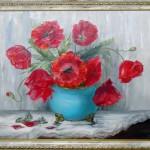 Персональная выставка живописных работ Людмилы Фоминой