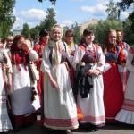 Производится набор в фольклорный ансамбль Областного Дома народного творчества