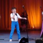Областной конкурс юных вокалистов «Восходящие звездочки»