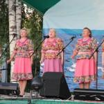 Ансамбль народной музыки Аленький цветочек из поселка Чебсара Шекснинского района Вологодской области