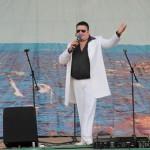 Солист МУК МКДЦ Александр Панкрашов сольная программа