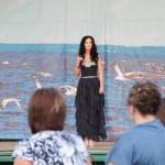 Участница сольной программы А Панкрашова  Любовь Шарова