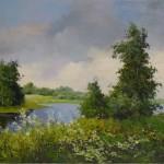 персональная выставка художника Владимира Николаевича Луговского
