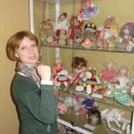 Областная выставка «Рукотворная игрушка»
