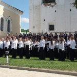 Праздник хоровой музыки «Поющее слово», посвященный Дню славянской письменности и культуры