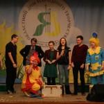 «Забавы пуговок-потеряшек» - детская игровая программа Воскресенского СДК Некоузского муниципального района