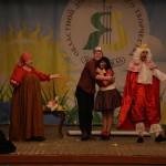 «Каучуковый башмачок» - игровая программа для взрослых  Середского СДК Даниловского района - 2