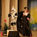 «Новогоднее космическое путешествие», - детская игровая программа МУК «Дом культуры городского поселения Гаврилов-Ям»  -2