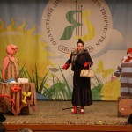 «Новогодние хлопоты» - детская игровая программа МУК Борисоглебского РКДЦ -2
