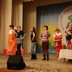 «Посиделки на новый лад» - детская игровая программа Октябрьского СДК Некоузского муниципального района